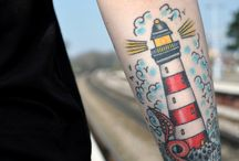 Tattoos<3  / by Kacie Snipes