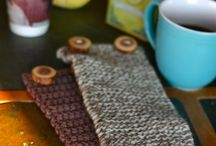 Knitting, Crocheting, Sewing / by Lindsey Luckritz