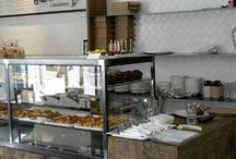 Restaurant & Bakery Interior Design / by Maxipunk