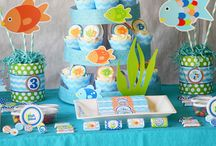 Birthday Party Theme / by Jessie Leopold