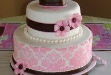 Cake Inspirations / by Angela Elzey