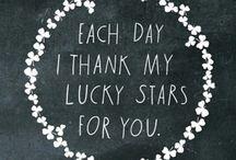 Lucky / by Gina Elizabeth