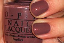 Nail colors / by Gail Willis