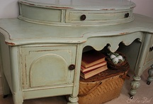 Annie Sloan Paint / by Tina Sutton, Independent  Consultant, Close To My Heart Consultant