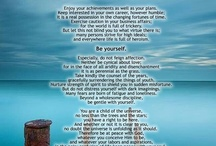 Inspiring Quotes and Poems / by Debbra Brouillette