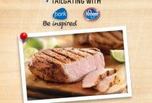 Tailgating with Kroger and Pork / by Susan Christy