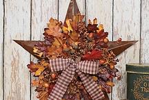 Fall Wreaths / by Dayna Longsine