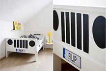 Kid's Room Ideas / by Jennifer Tuell