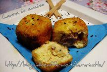antipasti - stuzzichini - finger food / by Mariellam