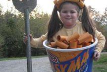 Halloween costumes / by Maggie Scott