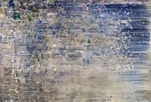 Artist: Gerhard Richter / by Art by Wietzie