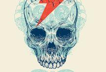 Skulls / by Lan