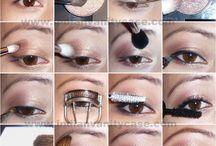 Makeup / by Kerrice Wisbang-Scheich