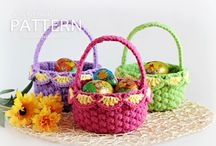 Crochet - Easter / Easter is on April 20 this year (2014)!  Get you gifts ready early and have your decorations handy!   / by Crochet Special For You
