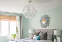 Master bedroom / by Kristin Crawford