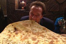 Recent Trips / by Arnold Schwarzenegger