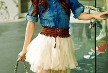 Fashion  / by Annifaye Jones