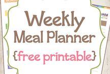 meal planning / by Deborah Sullivan
