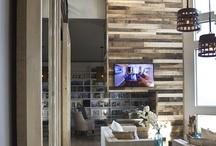 Room Separator Ideas / by Reclaimed Wood, Inc.