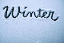Winter / by Cathy Y.