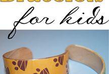 Kids crafts / by Amber Fischer