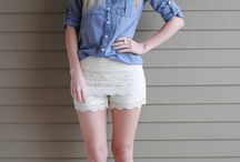 Wearing a Chambray / by The Chic Orchid