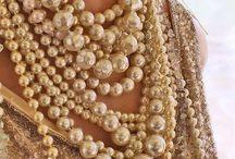 Pearl  Addiction / Pearls....gem addiction. / by Kaye