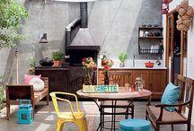 Terrazas / Diferentes diseñadores / by Designers In-home