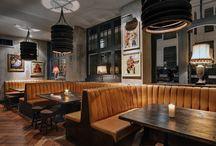 Restaurant Design / by Mayyasa Roach