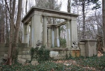 Long Island Estate Ruins / A collection of ruins from old Long Island estates. / by Old Long Island/Beyond the Gilded Age