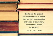 Books. Books. Books.  / by Amy Grass