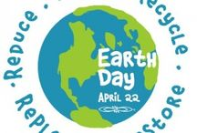 Earth Day / Activities, Events, Interesting Things about Earth Day. / by Heifer International