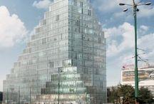 Architektura / by ZnosemWprojekcie