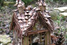 Fairy&gnome houses / by Samoshkina Irina