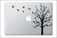 Apple Decals / by AC Ivory