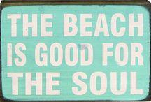 Beaches / by Kathleen O'Rourke