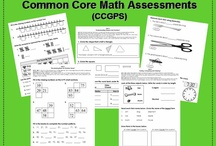Common Core-General  / by Melissa Mann