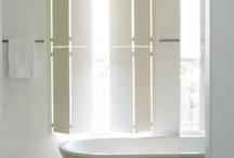 Bathrooms / by Lisa Lloyd Budget Blinds of Mississauga West & Oakville