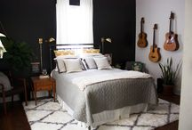 master bedroom / by Claire Wilkinson