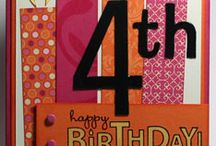 Cards for Birthdays / Handmade Birthday Cards / by Stacie Dulin