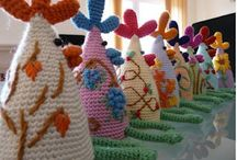 Crochet, Macrame & Tatting / by Laura Hubbell