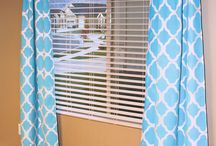 Curtains & Shade / by Cheryl Miller