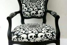 •I Love Skulls!!!• / This Board is Dedicated to My ♡ for Skulls. Anything with Skulls such as Clothes, Decor, Tattoos & Whatever Else!! / by Sara Silveira