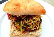 RECIPES: Hamburgers and Sloppy Joes / by Juanita Shaffer