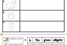 My first grader! / by Trinette Organ