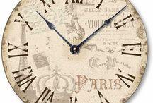 clocks / by Kathy Davis