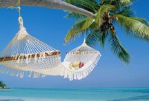 Exotic Swim Destinations / Beautiful places for relaxing or going for a dip! / by Big Girls Bras Etc.