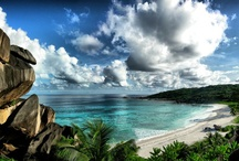 The Republic of Seychelles / by ✈ 100 places to visit before you die