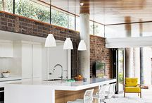 kitchen and dining / by Meg Humrich
