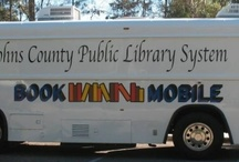 Check Out the Bookmobile / by St. Johns County Public Library System